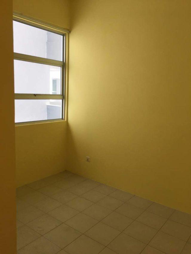 3rd Room Yellow
