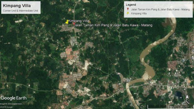 Google Map Kimpang Villa