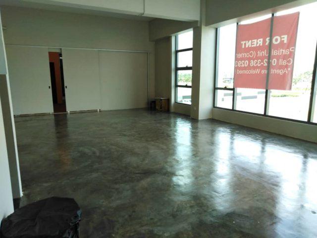 Floor Space 1 Rear