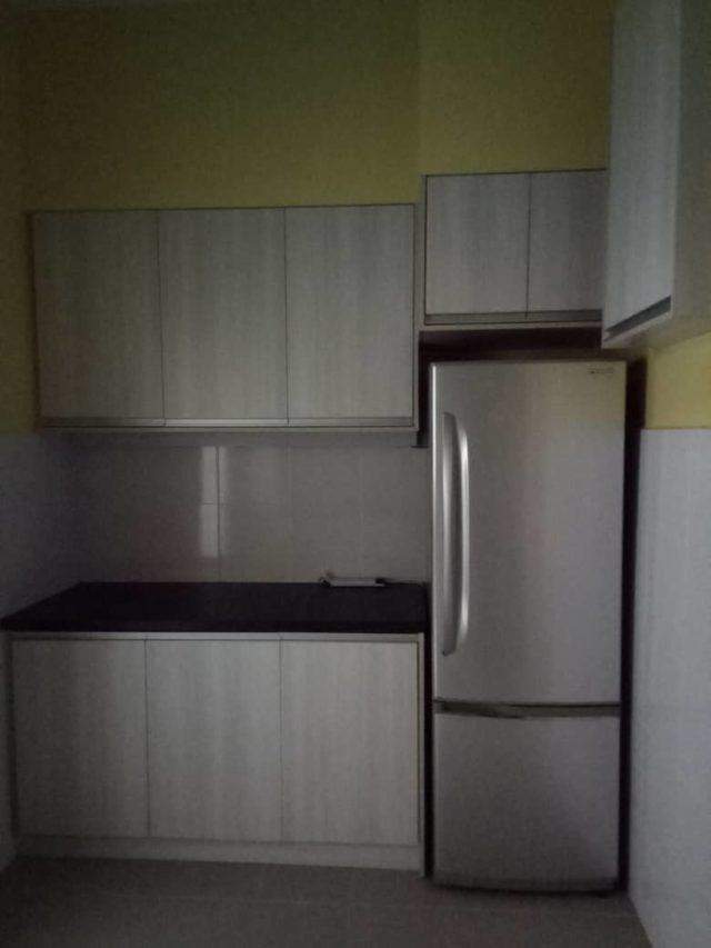 Fridge Kitchen cabinet