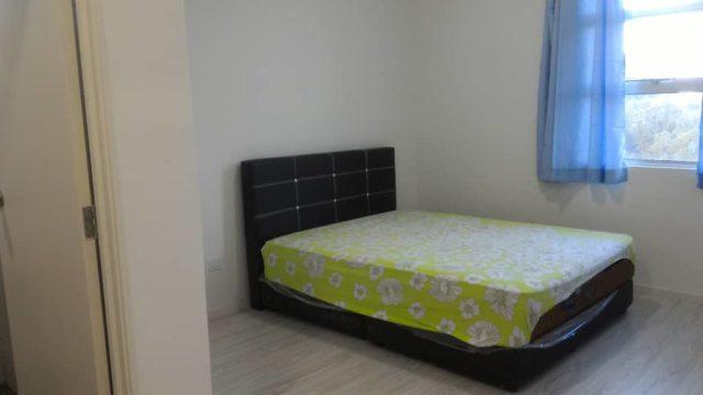 Master Room Bed & Mattress