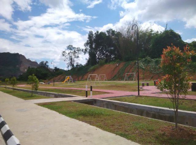 Wassion Avenue playground