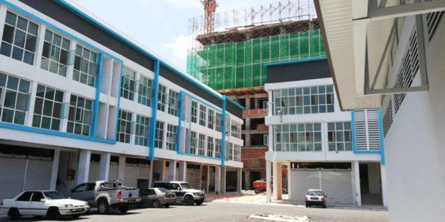 Northbank Plaza 6