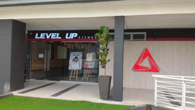 Level Up 1