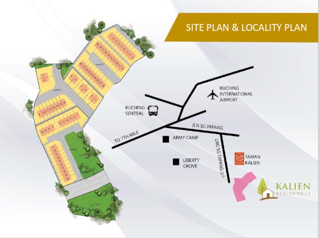 Brochure Site Plan