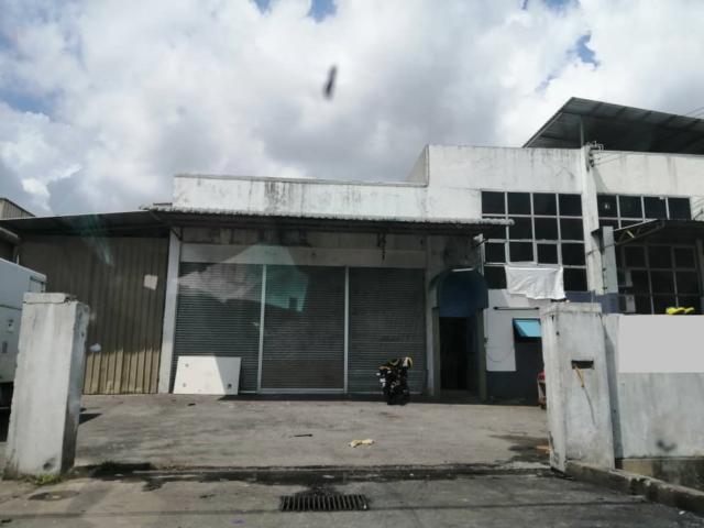 Muara Tabuan Industrial 1