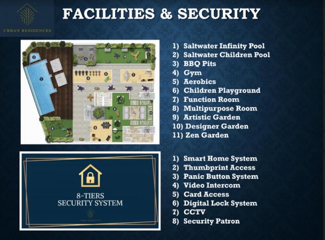 Urban Facilities s