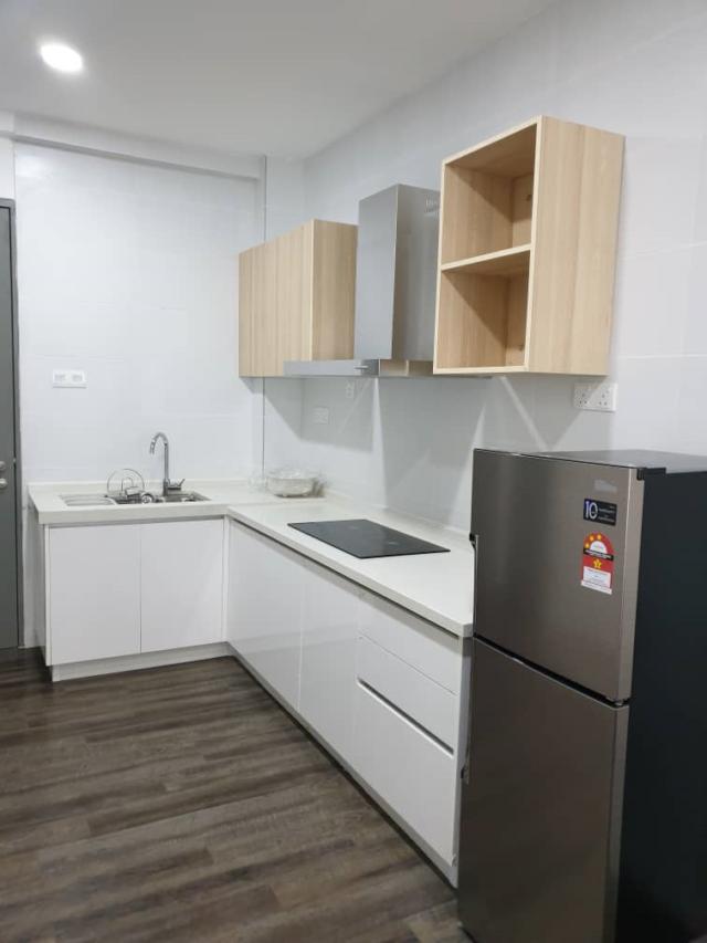 Refrigerator at Kitchen New