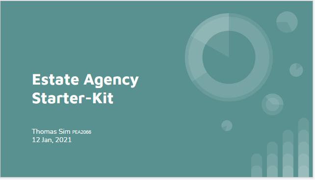025 Estate Agency Starter-Kit
