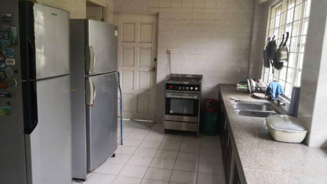 Semi D Wet Kitchen
